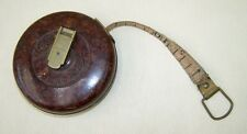 Old Tape Measure, 33 Feet ft Triele Trade Mark No. 303 Made in China vor 1945?