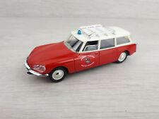 New ListingSolido citroen ds21 break 1/43 ref 140 france miniature car
