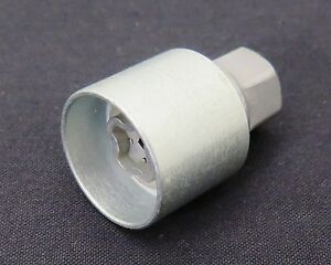 FIAT LOCKING WHEEL BOLT NUT REMOVAL KEY FOR MOST SECURITY LOCKING BOLTS