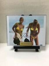 ANNA KOURNIKOVA SIGNED PICTURE WITH COA!