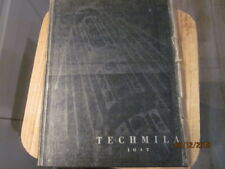 1947 Rochester Institute of Technology, Rochester, NY Techmila Yearbook Annual