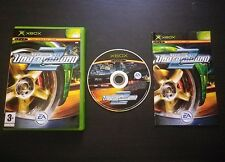 NEED FOR SPEED UNDERGROUND 2 : JEU XBOX (courses, tuning COMPLET envoi suivi)