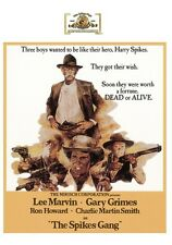 The Spikes Gang 1974 (DVD) Lee Marvin, Ron Howard, Gary Grimes - New!