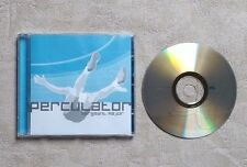 """CD AUDIO MUSIQUE / PERCULATOR """"SERGEANT MAJOR"""" 10T CD ALBUM 2001 ELECTRO"""