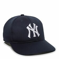 NEW YORK YANKEES NAVY ADULT ADJUSTABLE HAT NEW & OFFICIALLY LICENSED