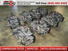 JDM Subaru Impreza WRX EJ205 2.0L DOHC Turbo Engine EJ20 Motor Head & Block Only