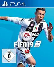 Ps4 / Sony Playstation 4 Jeu - FIFA 19 dans L'emballage Utilisã