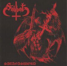 Sabbat-Satana Word BERLINA 500 CD + Desecration EP bonustracks RARE Giappone Importazione me