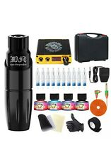 Dragonhawk Rotary Tattoo Pen Machine Kit, Mast Tour Tattoo Pen Power Supply