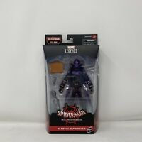 Marvel Legends Marvel's Prowler Spider-man Into The Spider-verse Stilt-Man BAF