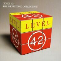 LEVEL 42 the definitive collection (CD, compilation) greatest hits, best of 2006
