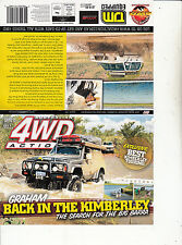 Australian 4WD Action-Issue 155-Back In The Kimberley-Car 4WD Action-DVD