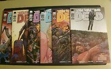 Walking Dead #100 6 COMIC BOOK Variants - NM  1 APP OF NEGAN