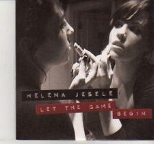 (DI604) Helena Jesele, Let The Game Begin - DJ CD