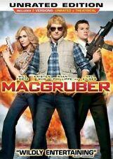 MACGRUBER 0025192049934 DVD Region 1 P H