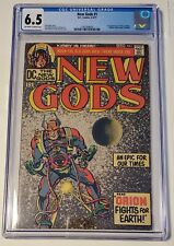 New Gods#1 cgc 6.5 (1st app.of Orion/lightray/metron/father/kalibak)🔥🔥🔥🔥🔥