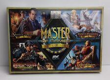 MASTER OF GAMES ANTHOLOGY - Pc - FX - FACTORY SEALED