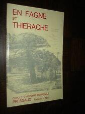 EN FAGNE ET THIERACHE - Tome 9 - 1970 - Presgaux Belgique
