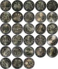 Pièces euro de Belgique pour 2 euro année 2014