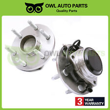 2 For 2WD 2000-2006 GMC Chevy Tahoe Yukon Suburban 1500 Front Wheel Hub Bearings