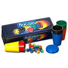 PERUDO Peruvian Classic Liar Party Dice Family Kids Adult Game 2+ Players 8+ NEW