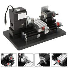 New listing Z20002M New Upgraded Mini Metal Lathe Machine 24W Speed 20,000Rpm/Min New Us