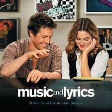 Mitten ins Herz/Music and Lyrics (2007) Hugh Grant, Haley Bennett, Drew B.. [CD]