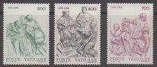 Vatican Stamps 1982 Gregorian Calendar 400th Years Ann. Set MNH