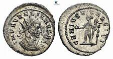 Savoca Coins Aurelianus Antoninianus Genius Exerciti 3,96 g / 24 mm F#AAA251