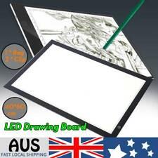 A2 LED Light Box Tracing Drawing Board Art Design Pad Copy Lightbox Day Light