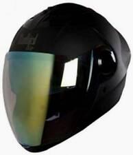 Steelbird Sba-2 Dual Visor With Night Vision Full Face Dashing Black Helmet-L