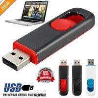 32GB/64GB USB2.0 Flash Drive Memory Thumb Stick Storage Pen Digital U Disk LOT