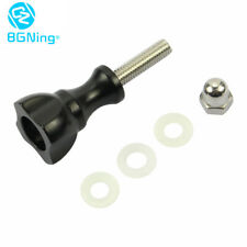 For Go Pro Accessories Colorful CNC Aluminum Thumb Knob Stainless Bolt Nut Screw