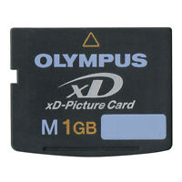 Original Olympus 1GB type M XD Picture Card for Olympus Fujifilm Camera