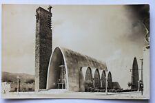 Old postcard TEMPLO DE LA PURISIMA, MONTERREY, MEXICO