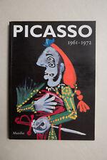 PICASSO - 1961 / 1972 - Marsilio - 2002