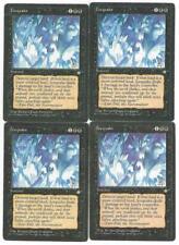 Magic the Gathering MTG Ice Age Icequake Cards X4 a