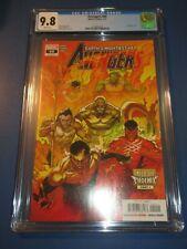 Avengers #40 Phoenix CGC 9.8 NM/M gorgeous Gem Wow