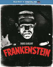 Frankenstein (Blu-ray Disc, 2014, Includes Digital Copy UltraViolet) ** New **