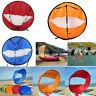 Portable 42 '' Downwind Wind Paddle Popup Kayak Canoe Sail Wind Kayak Part Sport