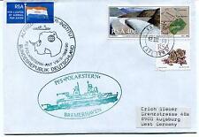 1990 Polarstern Alfred Wegener Institut Cape Town Bremerhaven Polar Cover