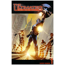 The Ultimates Vol 1 by Mark Millar & Bryan Hitch 2006 HC Marvel Comics OOP