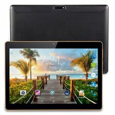 """10.1"""" ANDROID 7.0 TABLET playstore PC 3G Dual SIM 16GB 8 CORE 2GB RAM GPS AUBK"""