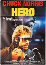 Orig.-Filmplakat Hero/Hero and the Terror Chuck Norris