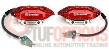 NEW Ford FPV Brembo FGX 4 Piston REAR Caliper Set With Pads (Will Fit BA to BF)