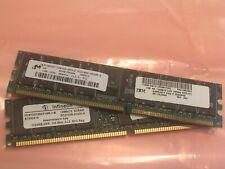 GENUINE IBM 09N4308 1GB ECC DDR SERVER MEMORY (x1)                        fd3j5