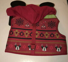 Disney Tails Dog Harness - Happy Holidays - Mickey Mouse Xl
