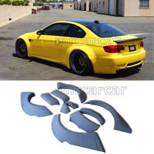 Wide Fender Flares Arch Wheel Extension Cover for BMW E92 M3 08-12 Unpainted PU