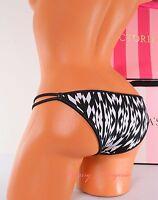 VICTORIA'S SECRET VS Swim Bottom Low-rise Strappy Cheeky Bikini XS X-Small