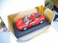 FERRARI 360 SPIDER Hot wheels  Ferrari Red   1/18 Mint  BOXED